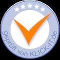 kostenlos eintragen bei Klick-it.de